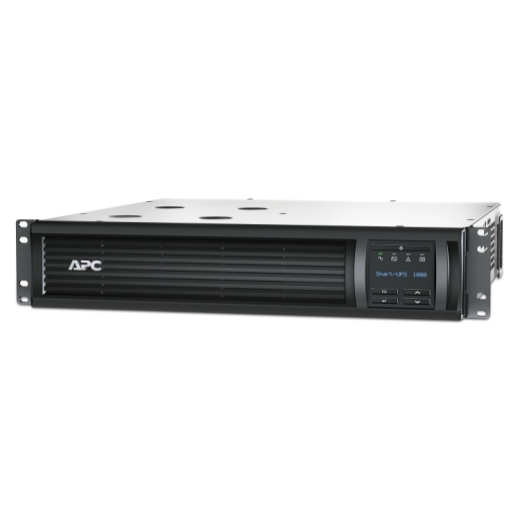 APC Online RM 2U UPS, 1000VA, 230V, 700W, 4x IEC C13 Sockets, SmartConnect, Ideal Entry Level UPS For POS, Routers, Switches, ETC, 3 Year Warranty
