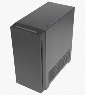 Antec P10 FLUX High Airflow, Ultra Sound Dampening from 4 sides , 5x 120mm Fans, Built in Fan controller,  ATX Case