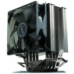 Antec A40 PRO Air CPU Cooler, 92mm PWM Blue LED Fan. 77CFM. Intel 775, 115x, 1200, 1366  and AM2, AM2+, AM3, AM3+, AM4, FM1, FM2, 3 Yrs Warranty