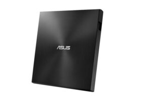 ASUS SDRW-08U7M-U/BLK/G/AS/P2G (ZenDrive) External Ultra-slim DVD Writer With M-Disc support