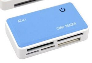 Astrotek USB Card Reader Hub for CF I CF IIXD Micro Driver SD SDHC Mini SD MMC RS-MMC MS MS DUO MS PRO DUO Mini Stick T-Flash M2