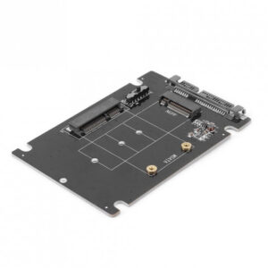 Simplecom SA207 mSATA + M.2 (NGFF) to SATA 2 In 1 Combo Adapter