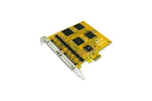 Sunix 16-port RS-232 High Speed PCI Express Serial Board, 921.6Kbps, Support Microsoft Windows, Linux, and DOS (LS)