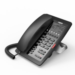 Fanvil H3 Hotel IP Phone - No Display, 1 Line, 6 x Programmable Buttons, Dual 10/100 NIC