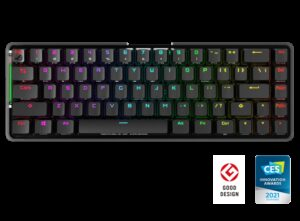 ASUS ROG FALCHION/BL Wireless Mechanical Gaming Keyboard, Per-Key RGB, 400 Hours