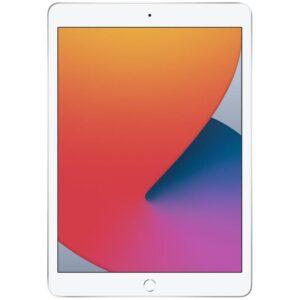 Apple iPad 10.2 G8 32GB Wi-Fi + Cellular Silver - Apple iPad with 10.2' Retina Display, iPadOS 14,8MP Camera,A12 Bionic chip with Neural Engine