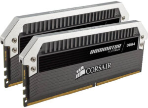 Corsair Dominator Platinum 16GB (2x8GB) DDR4 3000MHz C15 Desktop Gaming Memory ~CMD32GX4M4C3000C15