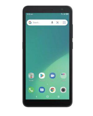 Telstra Essential Plus 3 (2020) - Black - TELSTRA BLUE TICK - 4GX, 5.5' Screen Size, 16GB RAM, Qualcomm Quad Core processor, 3000mAh battery