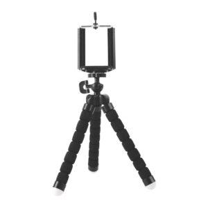 Brateck Universal Flexible Mini Tripod Stand Mount Holder For Smartphone & Camera(LS)