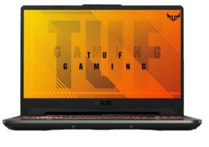 Asus TUF Gaming F15 FX506LI 15.6' FHD Intel i5-10300H 8GB 512GB SSD WIN10 HOME NVIDIA GTX1650Ti 6GB Backlit RGB Keyboard 3CELL 2YR WTY W10H Gaming