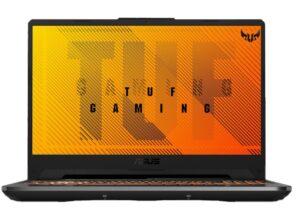 Asus TUF Gaming F15 FX506LI 15.6' FHD Intel i7-10870H 16GB 512GB SSD WIN10 HOME NVIDIA GTX1650Ti 6GB Backlit RGB Keyboard 3CELL 2YR WTY W10H Gaming