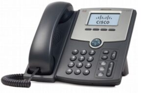 Cisco SPA512G 1-Line IP Phone with 2-Port Gigabit Ethernet Switch, PoE, and LCD Display  IPY-T29G  IPY-T23G  IPY-T27G