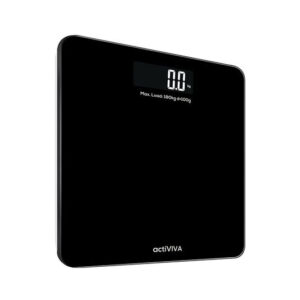 mbeat® 'actiVIVA' Electronic Talking Digital Scale - Scale up to 180kgs/Large Digital Display/Voice Scale