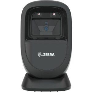Zebra Symbol DS9308 Hands-Free Barcode Scanner, USB, RS-232, RS-485, Black