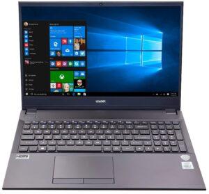 Leader Companion 511PRO Notebook, 15.6' Full HD, Intel i5-1035G1, 8GB, 500GB SSD, DVD, Windows 10 Pro, 2yr Warranty, TPM, Wi-Fi 6, USB type C, W10P