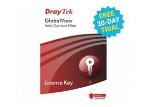 Draytek Web Content Filter Package 1 Year For Vigor2820 / IPPBX2820 / BX 2000 / 2830 / 2832 / 2850 / 2860 / 2920 / 2925 / 3200 / 3220 Series