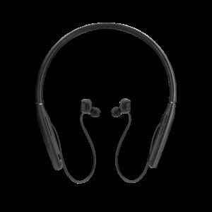 EPOS   Sennheiser Adapt 460 In-ear Neckband Bluetooth® Headset w/ BTD800 USB Dongle & Carry Case