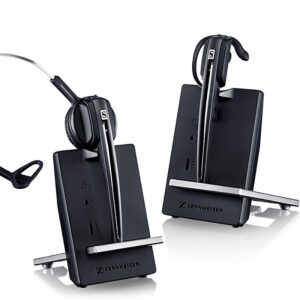 EPOS   Sennheiser  IMPACT D10 Phone Mono Wireless Headset, DECT, upto 12 Hours Talk time, Noise cancelling Microphone, Fast Charge, 2 Year Warranty