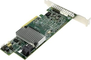 Intel RS3DC040 4 Port 12GBs LSI3108 Hardware RAID SAS/SATA Controller, 1GB Cache, -  No Cable Included -