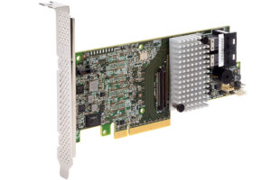 Intel RS3DC080 8 Port 12GBs LSI3108 Hardware RAID SAS/SATA Controller, 1GB Cache,  - No Cable Included -