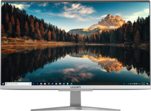 Leader Visionary AIO 2420 23.8' Full HD IPS, Intel I5-1035G4, 8GB, 500GB SSD,Windows 10 Home, 1 year Onsite Warranty, Keyboard & Mouse,