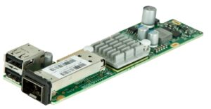 SuperMicro 1Pt 10GB SFP Adapte LC Fibre & Twin Axial Connect