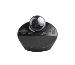 Logitech BCC950 Conference Camera - Webcam, speakerphone, remote for groups of 1-4 people(L)