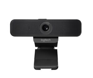 Logitech C925e Pro Stream Full HD Webcam 30fps at 1080p Autofocus Light Correction 2 Stereo Microphones 78° FoV