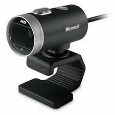 Microsoft Lifecam Cinema Records true HD-Quality Video up to 30 fps. Retail Pack, USB, 720p Webcam