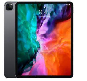 Apple iPad Pro 12.9 inch (4th Gen) Wi-Fi + Cellular 256GB - Space Grey -  iPad with 12.9' Retina Display, iOS 13, , 256GB inbuilt memory, Dual Camera