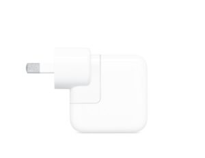 Apple 12W USB Power Adapter -  Compact and convenient USB-based power adapter to charge your iPhone, iPad or iPod with Lightning connector